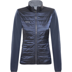 Meru Saskatoon Hybrid Jacket Dam dress blue